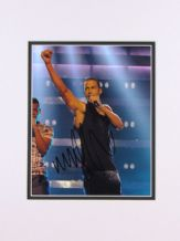 Marvin Humes Autograph Signed Photo - JLS